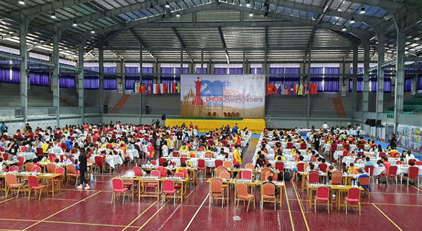 Vietnam triumph at regional chess tournament