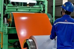 VN levies anti-dumping duties on colour-coated steel sheet imports