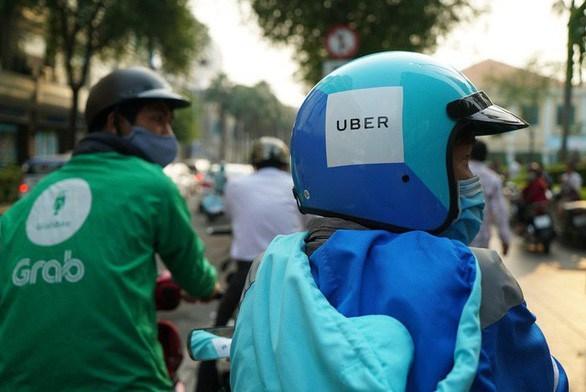 No violation found in Grab-Uber deal: VCC