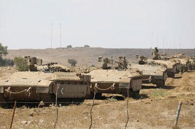 Căng với Iran, Israel tập trận rầm rộ