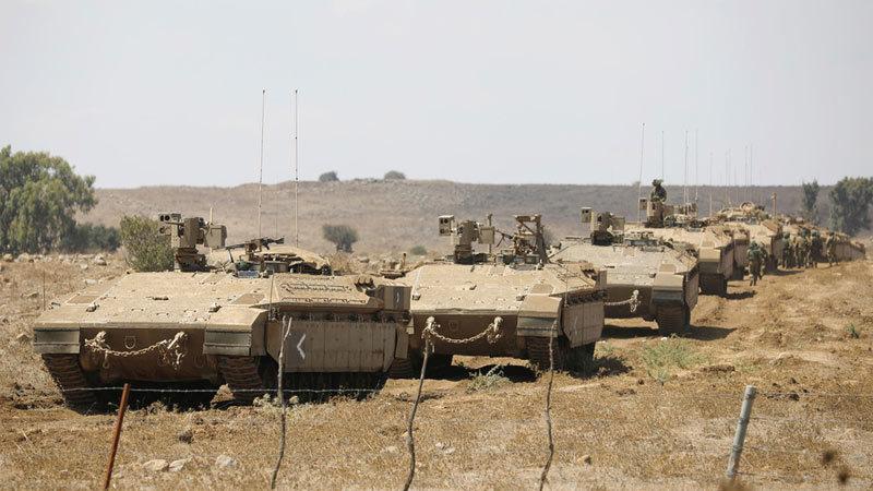Israel,tập trận,Iran