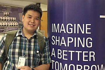 Cựu học sinh Asian School được tài trợ 50% học phí tạiSMU