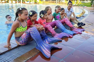 Chuỗi trải nghiệm hè đặc sắc, miễn phí cho trẻ em ở Vinpearl