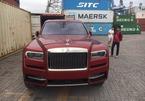 Rolls-Royce Cullinan thứ tư hơn 41 tỷ màu độc về Việt Nam