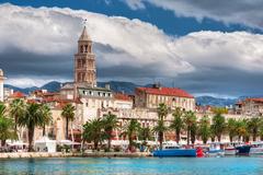 Split - Hoàng cung 700 năm, viên ngọc quý bên bờ Địa Trung Hải