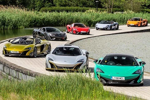 McLaren,siêu xe,xe thể thao
