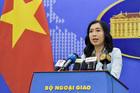 Yêu cầu Trung Quốc xử lý nghiêm tàu công vụ đe dọa ngư dân Việt Nam