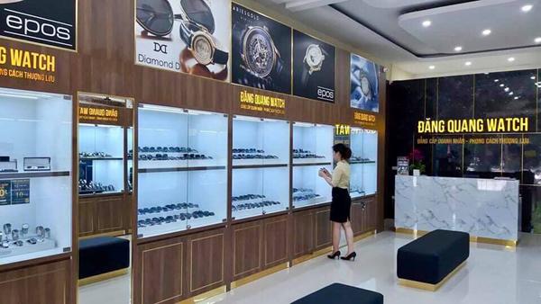 Tuần lễ ưu đãi giảm giá đến 20% đồng hồ, kính mắt Đăng Quang