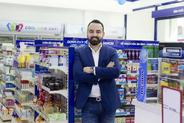 CEO Pharmacity - từ 'tay trắng' đến chuỗi 200 cửa hàng thuốc toàn quốc