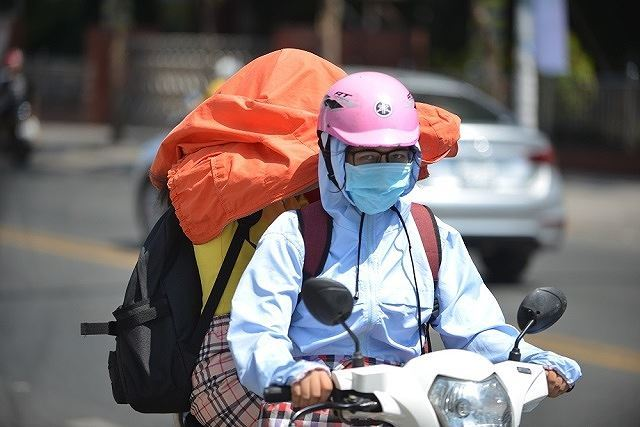 High UV level warned for big cities in Vietnam
