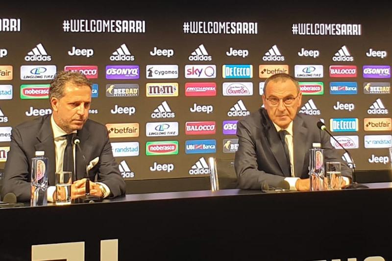 HLV Sarri: 'Tôi sẽ giúp Ronaldo lập kỷ lục mới'