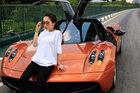 Con gái đại gia Minh Nhựa khoe siêu xe 80 tỷ gây sốt mạng xã hội