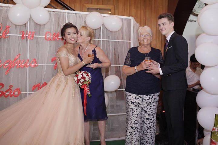 Hôn nhân,Tình yêu,Lấy chồng nước ngoài,Đám cưới,Chuyện tình đẹp,Người Việt ở nước ngoài