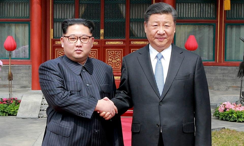 Lãnh đạo Trung-Triều họp thượng đỉnh ở Bình Nhưỡng