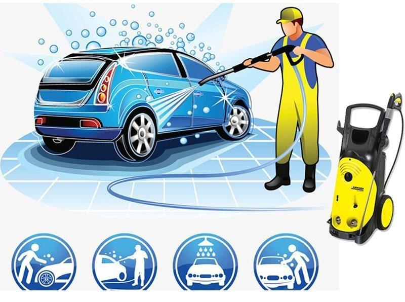 trạm rửa xe,công nghiệp ô tô,hệ thống rửa xe,xe nhập khẩu