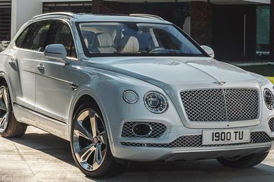 Bentley sẽ có bản chạy điện cho tất cả mẫu xe của mình vào năm 2023