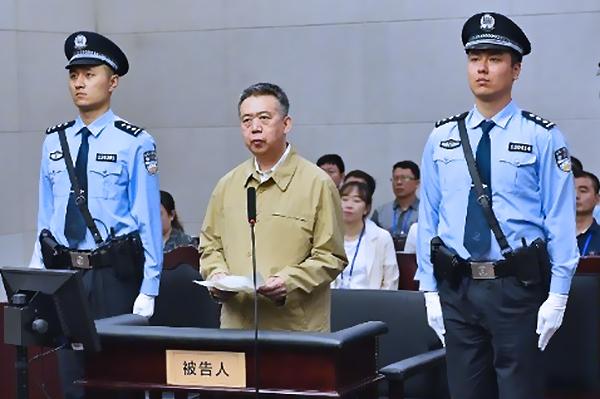 Lý do thực sự cựu giám đốc Interpol bị TQ xét xử