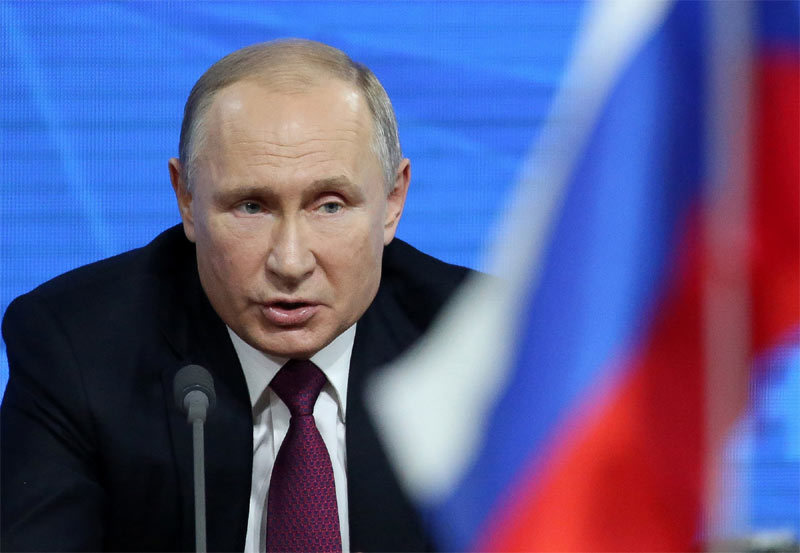Putin cảnh báo viễn cảnh chiến tranh Mỹ - Iran 'rất thảm khốc'