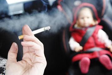 4 tác hại nguy hiểm của thuốc lá đối với trẻ nhỏ