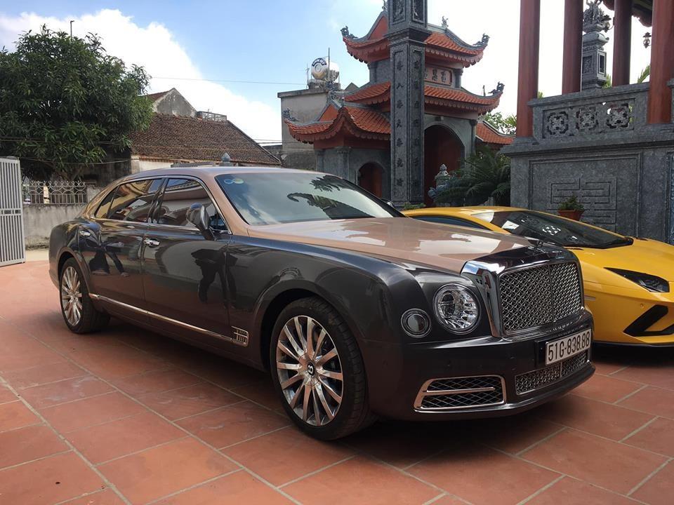 Hoàng Kim Khánh,bộ sưu tập xe khủng của đại gia,siêu xe,Lamborghini,Aston Martin