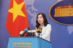Spokeswoman makes clear Vietnam's views on trade fraud, sea-related issues