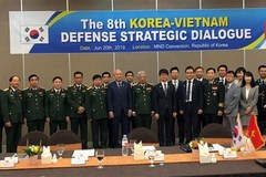 Vietnam, RoK hold defence policy dialogue