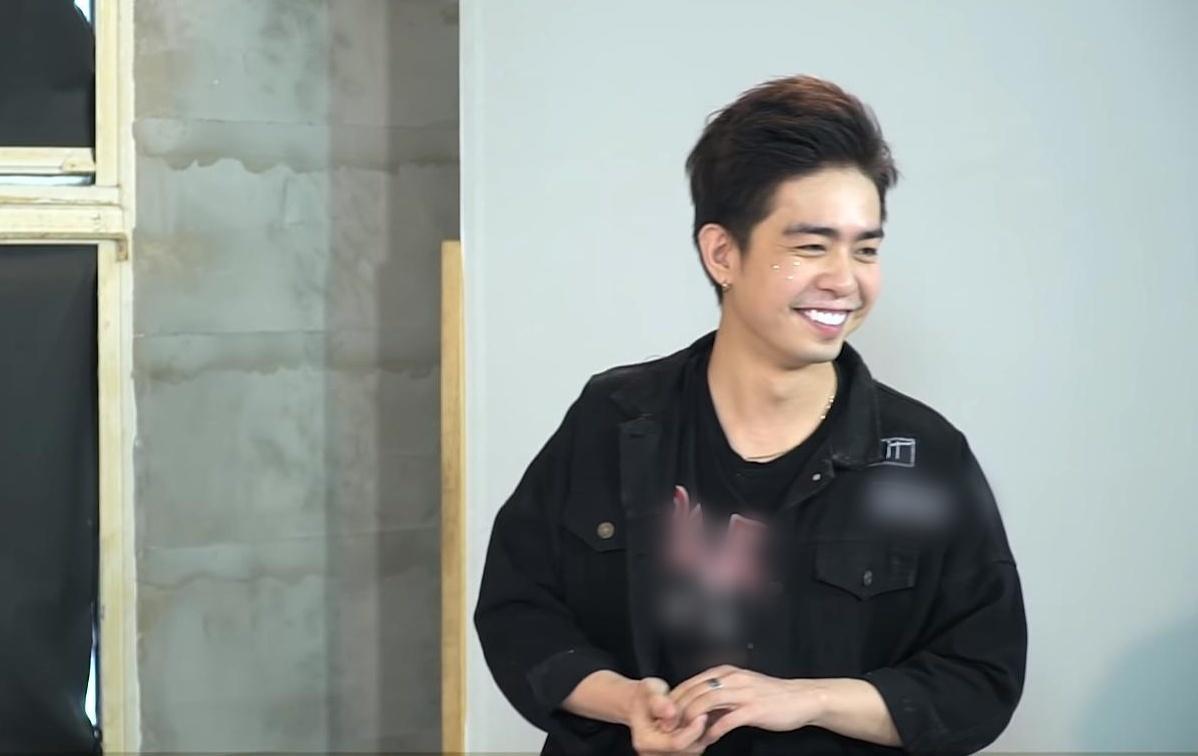 Nhan sắc khác lạ của bạn trai Thu Thủy trong clip với tình cũ