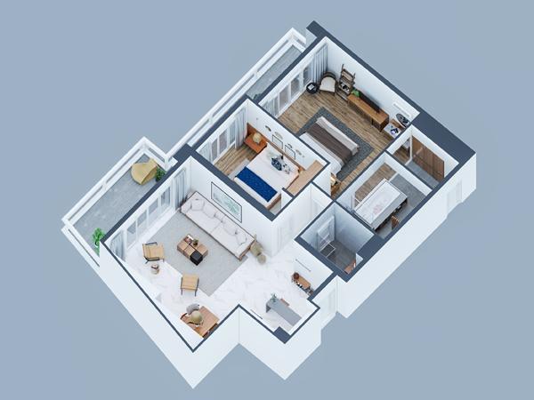 Nhà đầu tư thông minh lựa chọn căn hộ nghỉ dưỡng nào?