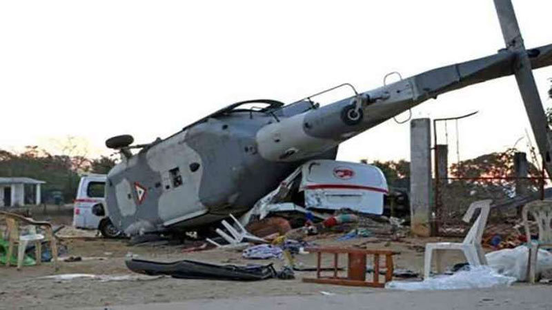 Nga,trực thăng quân sự,tai nạn máy bay