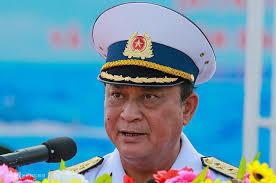 Đô đốc Nguyễn Văn Hiến bị cách các chức vụ trong Đảng