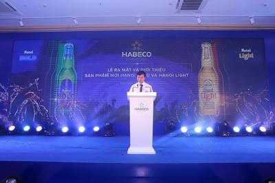 Habeco ra mắt cặp bia đẳng cấp dành cho giới trẻ