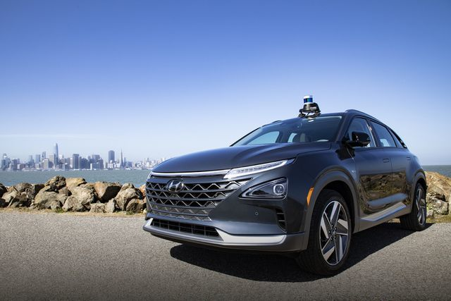 Hyundai và Kia hiệp sức làm xe tự lái