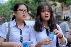 Đáp án tham khảo mã đề 104 môn Toán thi THPT quốc gia 2019