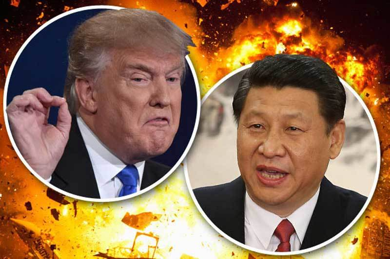 giá vàng,giá vàng trong nước,giá vàng thế giới,Donald Trump,Trung Quốc,Trung Đông,cuộc chiến thương mại,chiến tranh thương mại,cuộc chiến tiền tệ