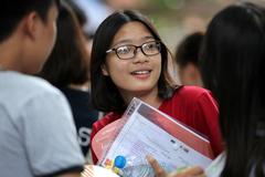 Đáp án tham khảo mã đề 103 môn Toán thi THPT quốc gia 2019