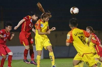 Vòng 4 giải nữ VĐQG 2019: TP.HCM I và Hà Nam đại thắng