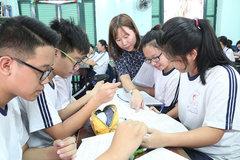 Đáp án tham khảo môn Sinh học thi THPT quốc gia 2019 mã đề 212