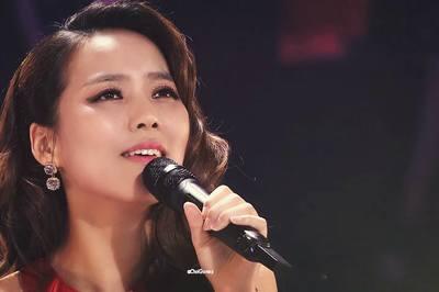 Ca sĩ HànSo Hyang song ca cùng Thu Minh tài năng cỡ nào?