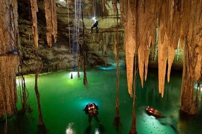 Khám phá bí ẩn của người Maya cổ đại dưới đáy 'giếng thánh'