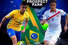 Brazil vs Peru: Trao vé tứ kết cho chủ nhà