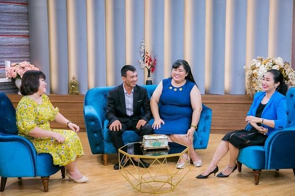 Kết hôn 4 năm, vợ chồng diễn viên 120kg phim 'Hương Ga' không ở chung