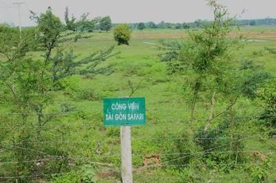 Truy trách nhiệm dự án Sài Gòn Safari 'treo' 14 năm, đền bù sai 104 tỷ