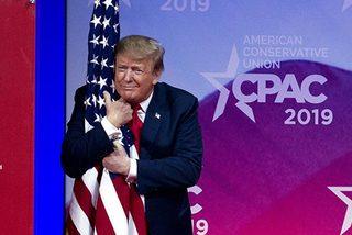 Xem thông điệp muốn làm tổng thống mãi mãi đang gây 'bão' của ông Trump