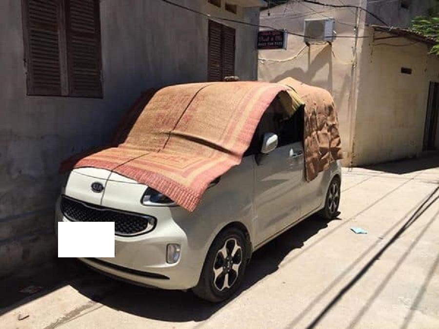 Hà Nội nắng nóng kinh hoàng, phải làm gì để bảo vệ ô tô