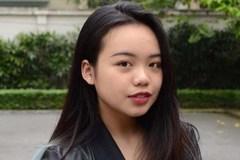 Nữ sinh Việt trúng tuyển trường cũ của Donald Trump nhờ lòng trắc ẩn