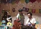 Hà Hồ và Cường đô la cùng xuất hiện trong tiệc sinh nhật con trai
