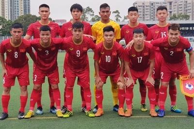 Lịch thi đấu U18 Đông Nam Á 2019 của U18 Việt Nam