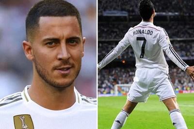 Hazard không đủ trình thay Ronaldo ở Real Madrid