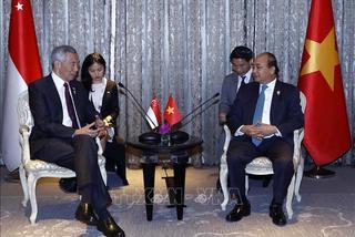 Thủ tướng phê phán phát biểu ngày 31/5 của Thủ tướng Singapore Lý Hiển Long