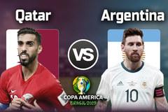 Argentina vs Qatar: Điệp vụ giải cứu Messi